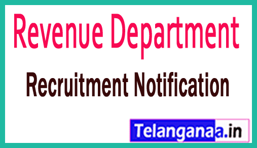 Karnataka Revenue Department Recruitment Notification