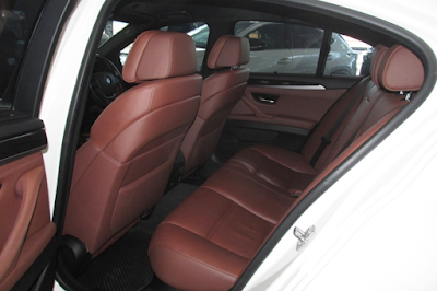 Interior BMW F10 Seri-5