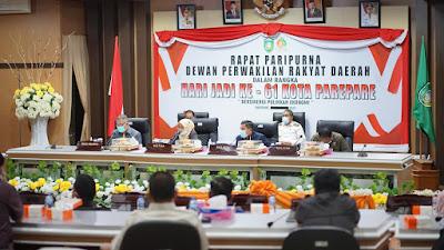 Pendapat Wali Kota Parepare atas Perda Inisiatif DPRD, Ini Kata Pangerang Rahim