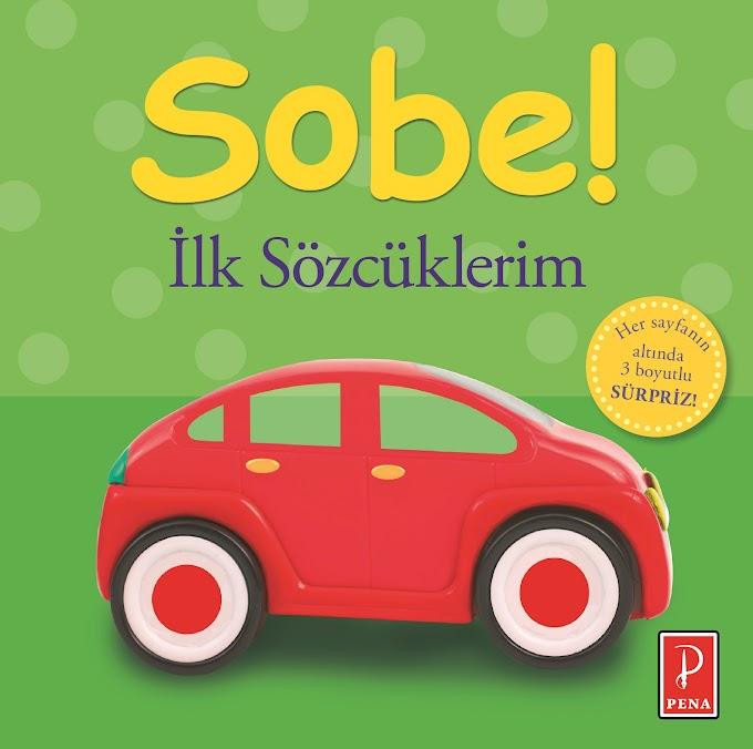 """Pena Yayınları'ndan """"Sobe"""" Serisine 2 Yeni Kitap!"""