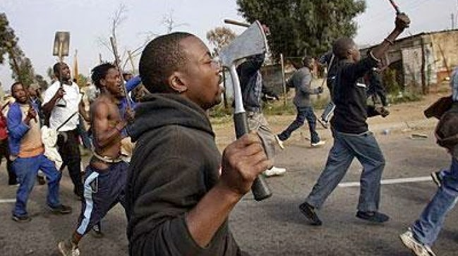 xenophobia attacks nigerians south africa