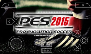 pes 2015 Android apk game