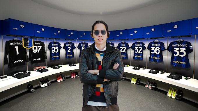 Latih Inter Milan, Sutradara Angga Sasongko Raih Treble di Musim Perdana