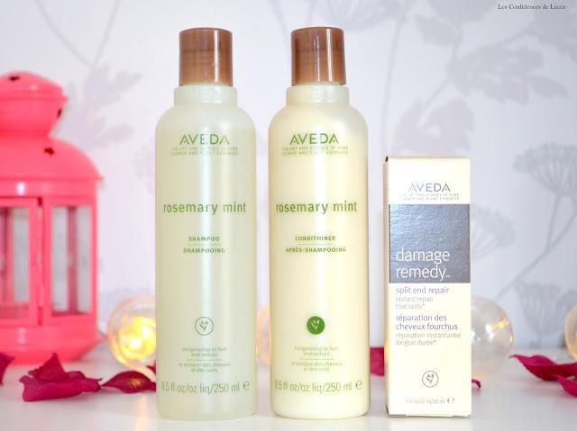 produits capillaires - produits pour les cheveux naturels - aveda