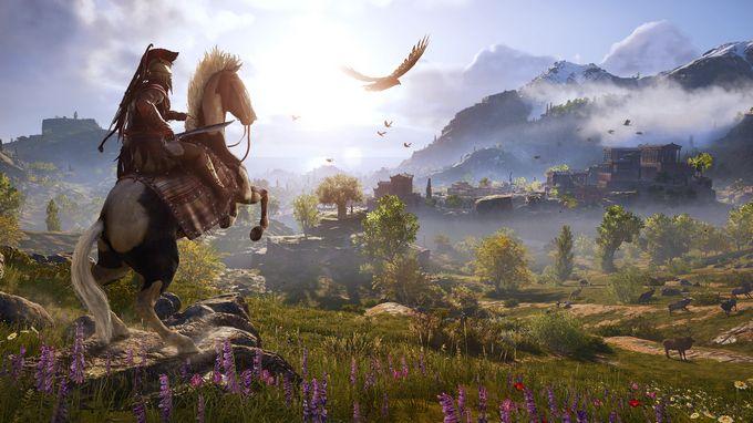 Assassin's Creed Odyssey Full İndir – PC Full Hızlı İndir – Tüm DLC