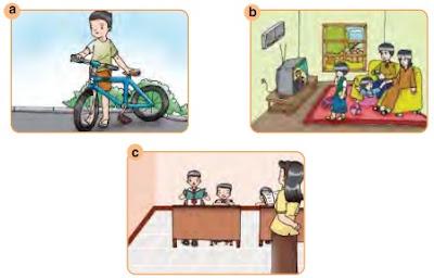 Soal PKn Kelas 1 Bab  3 – Hak Anak