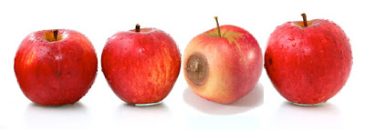 brand saboteur bad apple word of mouth marketing