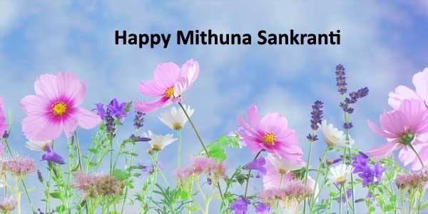 Mithuna Sankranti