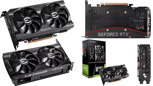 EVGA-GeForce-RTX-3060-Ti-XC-Gaming-Box-Front-Top-Side-Rear-IO-Views