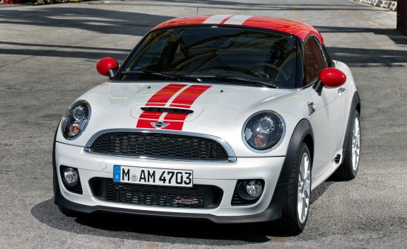 Mini S Cars Are Known For Their Flingability But The Company Is Dragging Its Feet Releasing Info On New Cooper Coupe Last Week We Got Our First