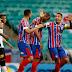 Bahia aproveita falhas do Corinthians, vence e sai da zona de rebaixamento