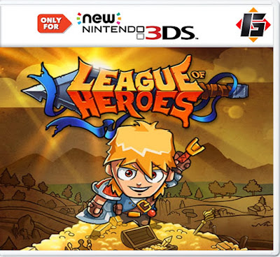League of Heroes CIA 3DS EUR