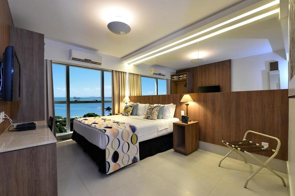 Fortaleza: hotéis com melhor custo benefício