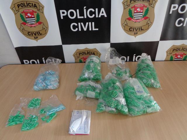 Polícia Civil identifica depósito de drogas durante investigação em Registro-SP