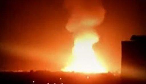 Israel air strike