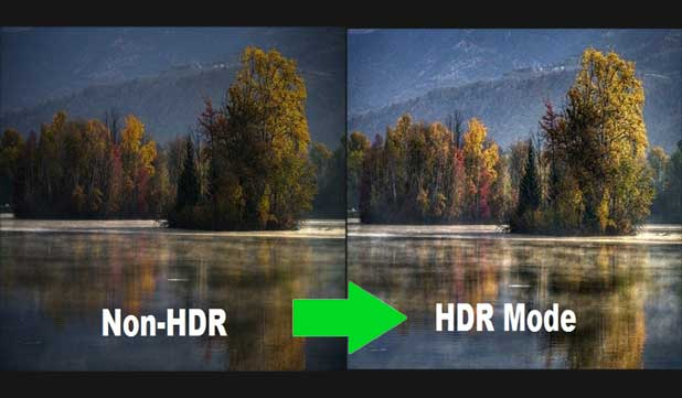 Camera Me HDR Mode Feature kya Hota Hai in Hindi