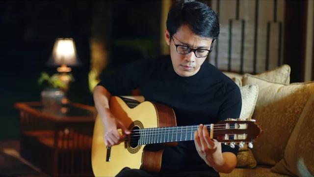 Profil Tohpati Ario Hutomo : Gitaris Legend Asal Denpasar Bali