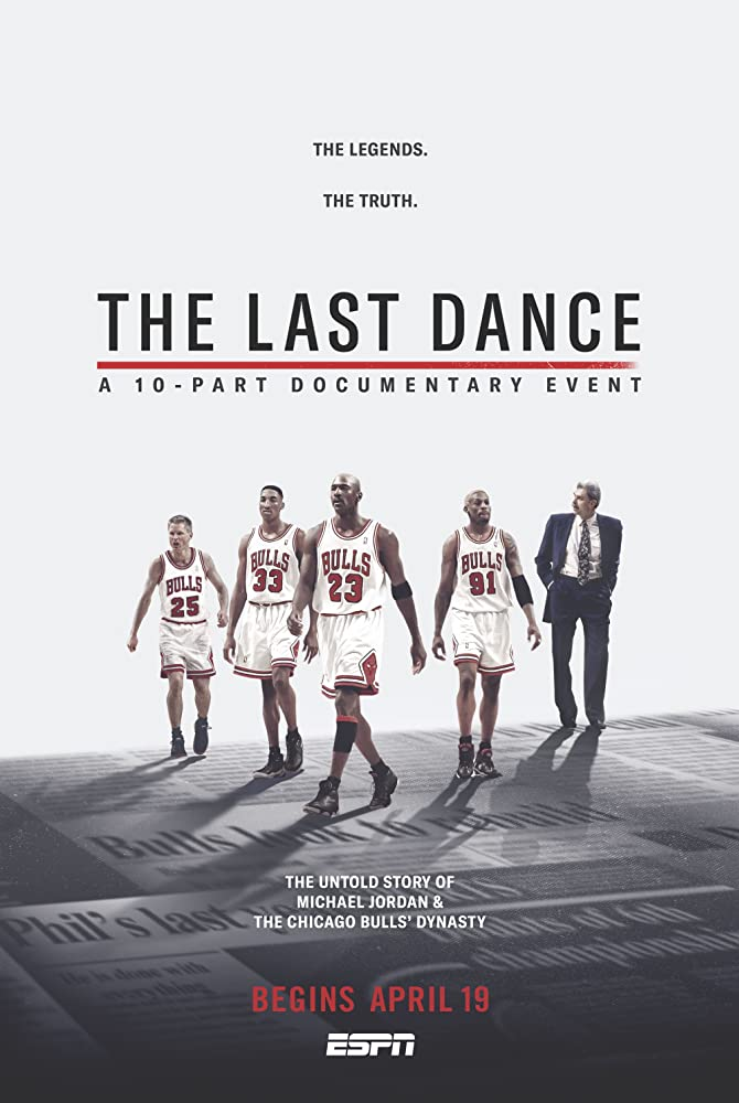 "My Thoughts ""The Last Dance"" Documentary"