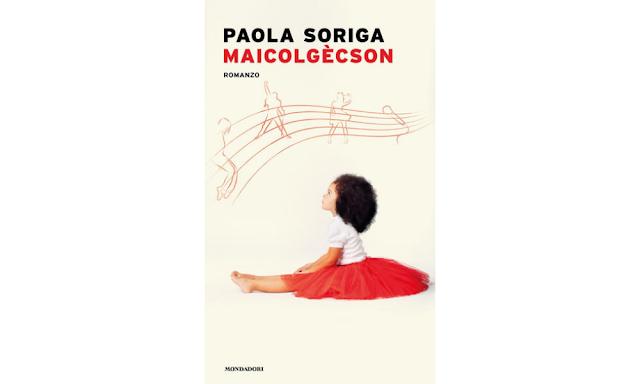 Copertina di Maicolgècson di Paola Soriga