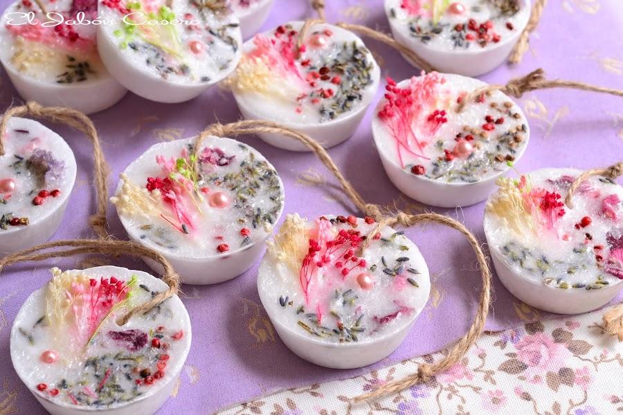 Detalles de invitados bodas bautizos comuniones barritas aromaticas artesanales