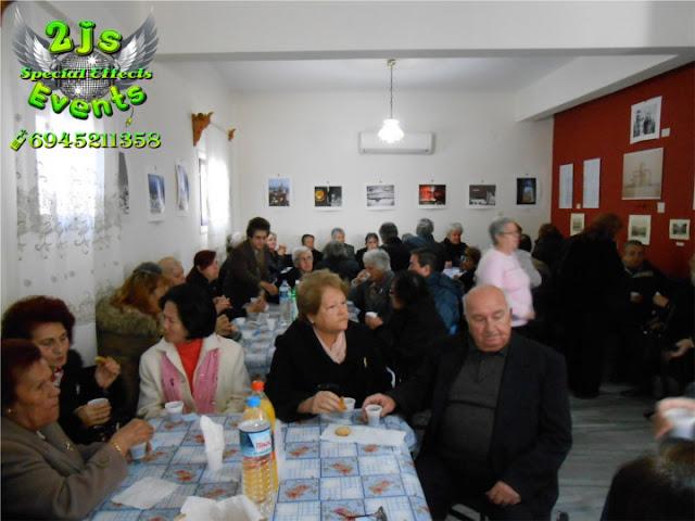 ΚΟΠΗ ΠΡΩΤΟΧΡΟΝΙΑΤΙΚΗΣ ΠΙΤΑΣ ΣΥΡΟΣ DJ ΓΛΕΝΤΙ ΣΥΡΟΣ SYROS2JS EVENTS