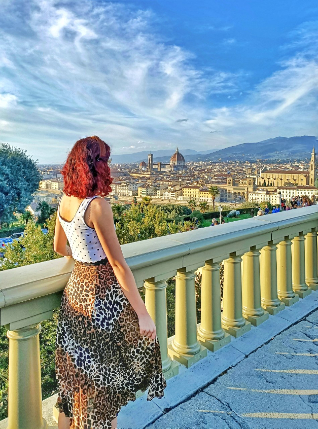 spend 48 hours in florence, italy