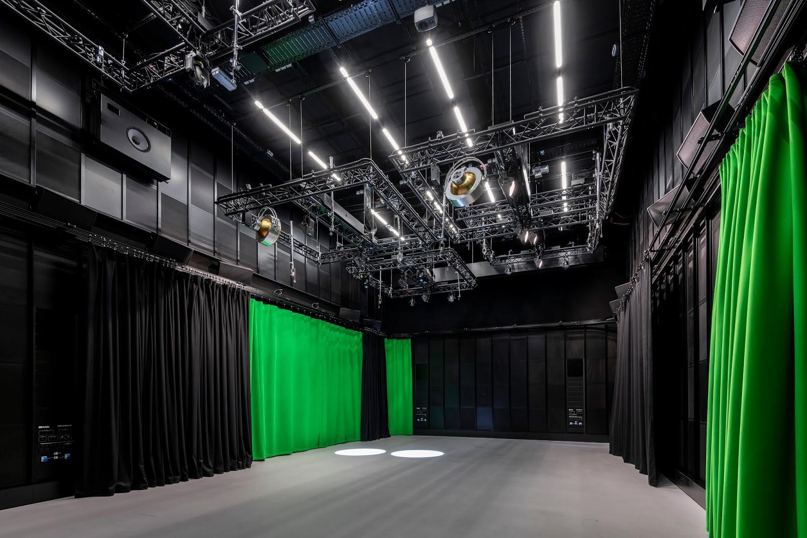 Der neue YouTube Space Berlin – ein kreatives Zuhause für Creator ...