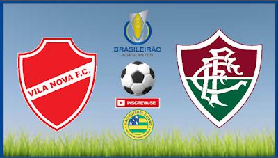 É Decisão! Diante do Fluminense, Vila Nova busca uma vaga na final do Brasileiro de Aspirantes
