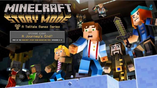El octavo capítulo de Minecraft Story Mode llegará el 13 de septiembre