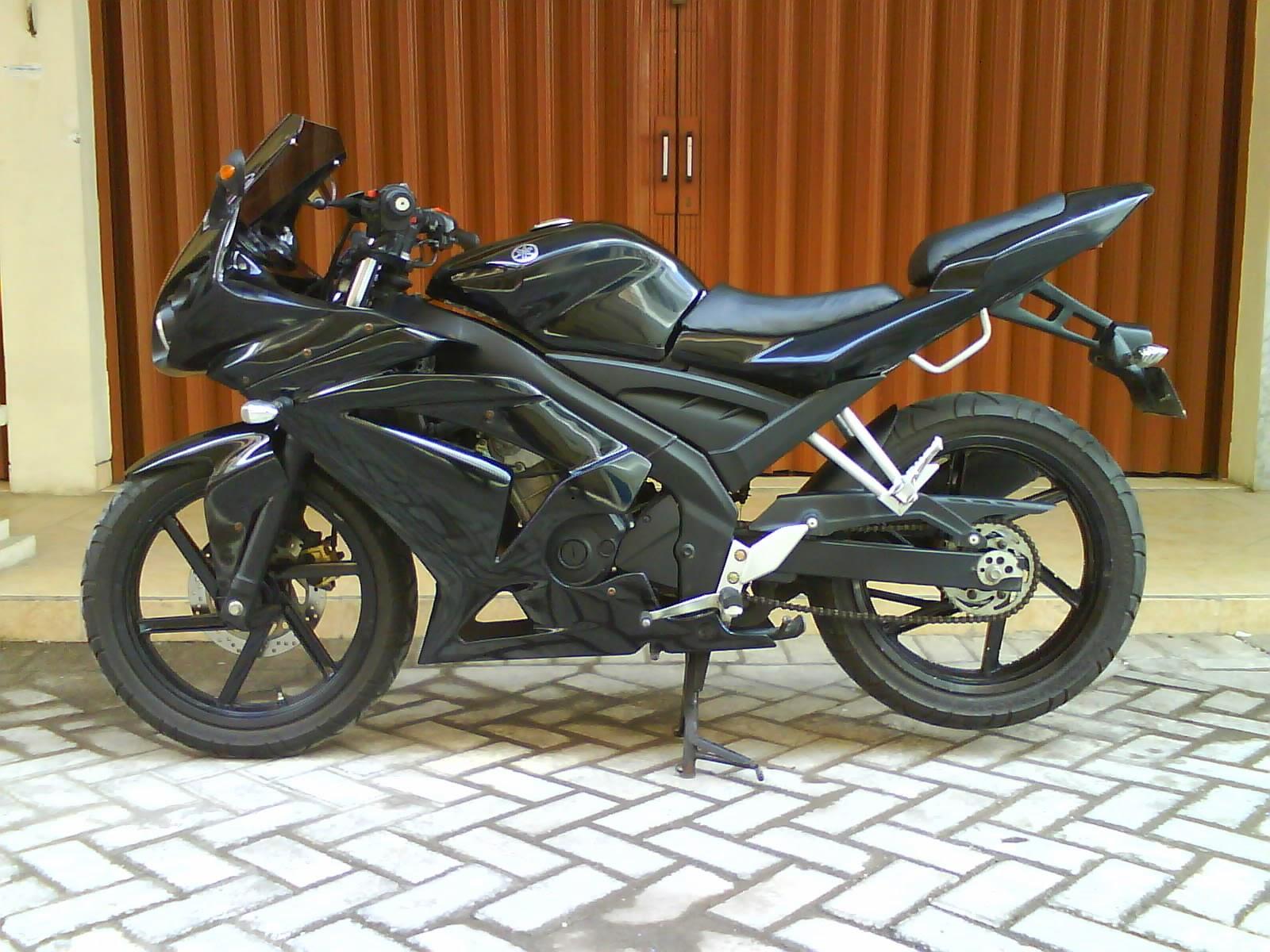 Download 99 Modifikasi Simple Yamaha Vixion 2011