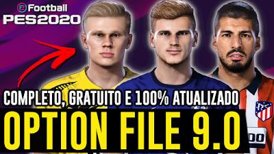 PES 2020 PC Option File Season 2020/2021