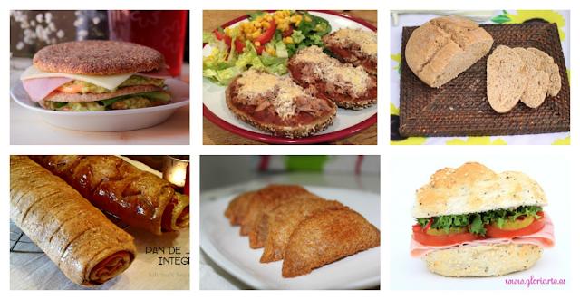 6 Ideas Para Comer Con Pan Integral