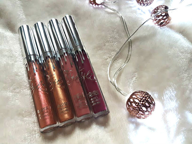 Kylie Cosmetics Holiday Collection