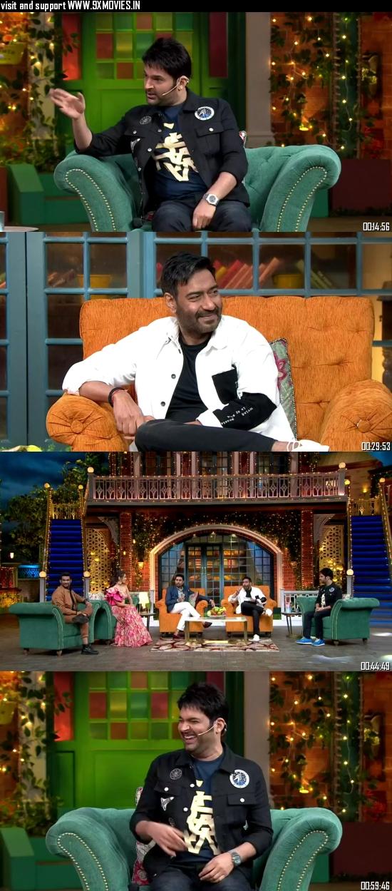 The Kapil Sharma Show 10 January 2021 HDTV 720p 480p 300MB