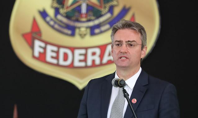 Rolando Souza, Diretor da PF