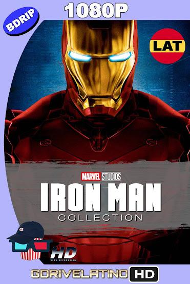 Iron Man Colección (2008-2013) BDRip 1080p Latino-Ingles MKV