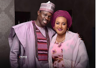 image result for ali nuhu wife
