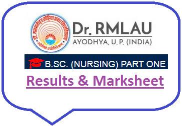 Ayodhya University B.Sc Nursing Part 1 Result 2021