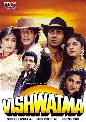Vishwatma 1992 Hindi 720p WEB-DL 1.6GB