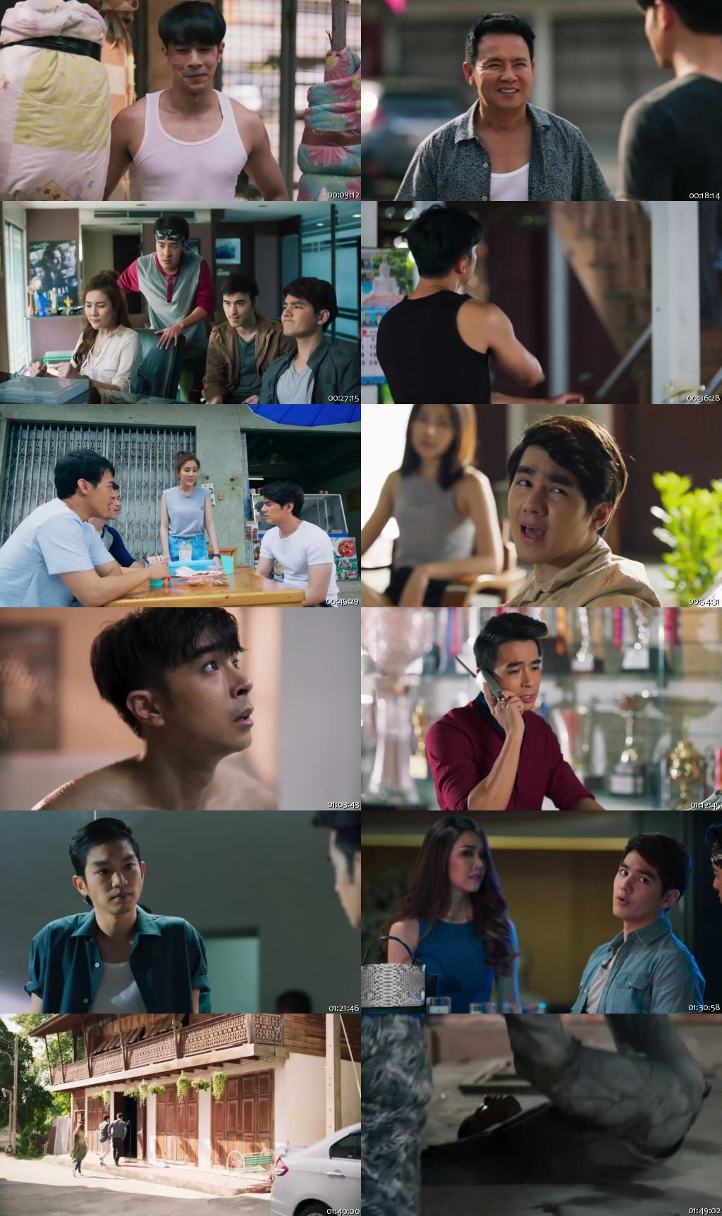 Fist of Stardom 2019 HDRip 720p Dual Audio