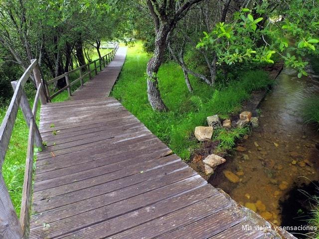 Cascada, Pitoes das Júnias