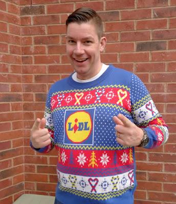 Lidl's Christmas jumper for 2020