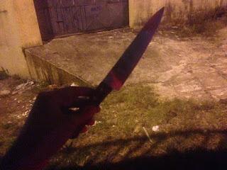 Homem é preso suspeito de assassinar a mãe com golpes de faca na PB