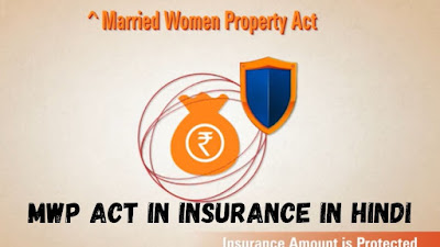 Mwp act in insurance in Hindi