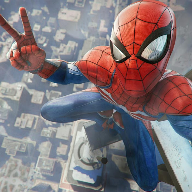 Spider Selfie V1 Wallpaper Engine