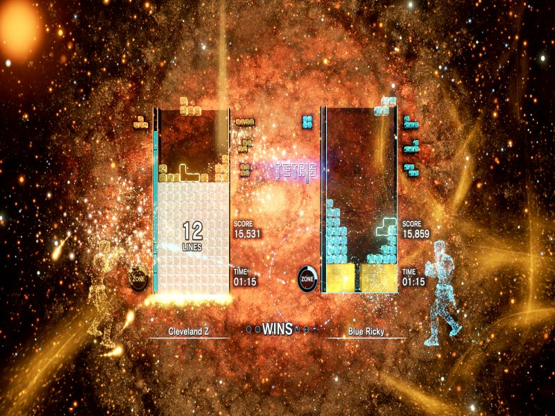 Download Tetris Effect Connected Free Full Game For PC