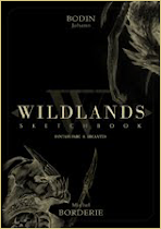 WILDLANDS Sketchbook - 2018