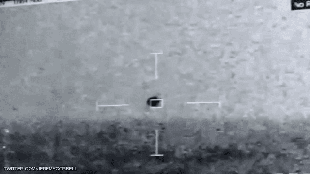 """The US Navy photographed & filmed """"spherical"""" shaped UFOs & advanced transmedium vehicles"""