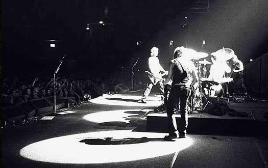 Metallica ao vivo... até 1989 eles eram os melhores nesse negócio