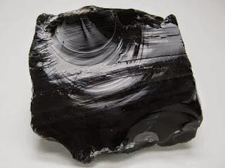 Obsidiana | Rocas Igneas